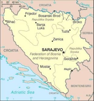 Bosnia and Herzegovina - Transnational Issues   The Power of Peace